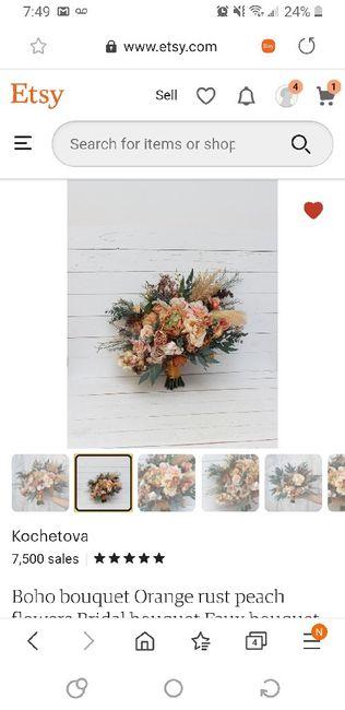 Silk Flower Bouquets to buy online - 1