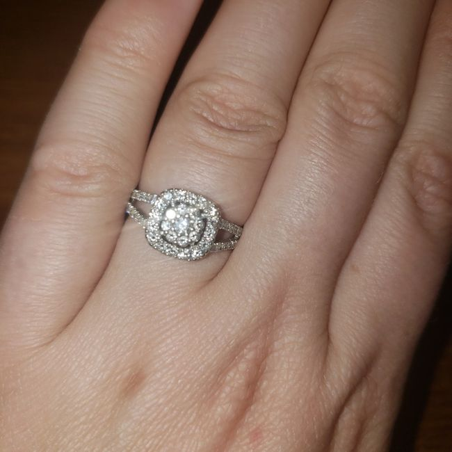 Show off your ring!! 4