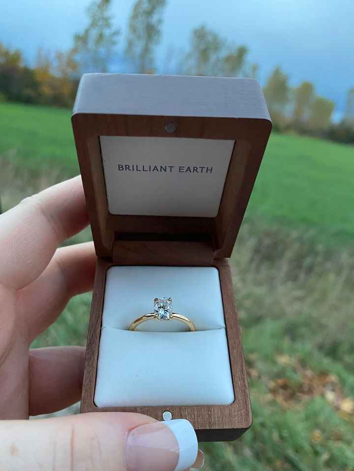 Brides of 2022 - Show Us Your Ring! - 3