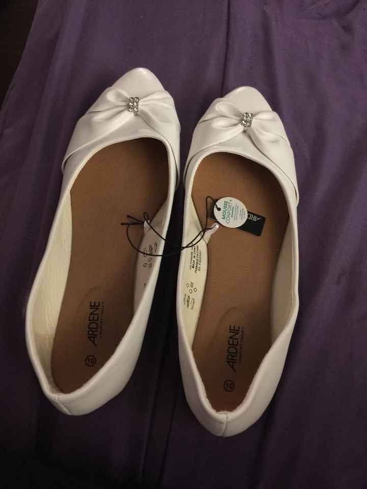 Shoes from Ardene