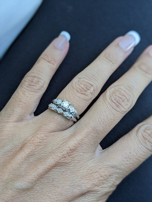 Show off your ring!! 15