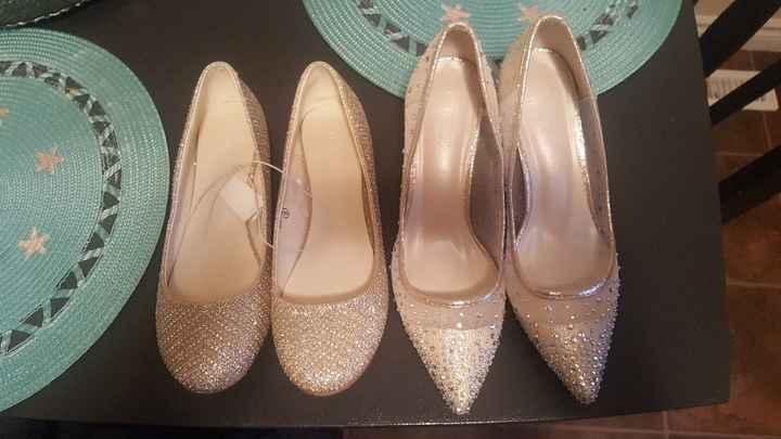 Flats or Heels? - 1