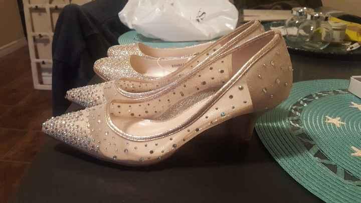 Flats or Heels? - 2