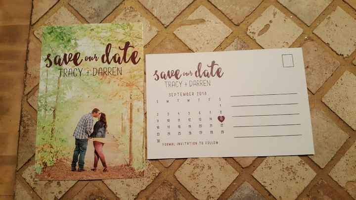 DIY or Buy? - Save The Dates - 1