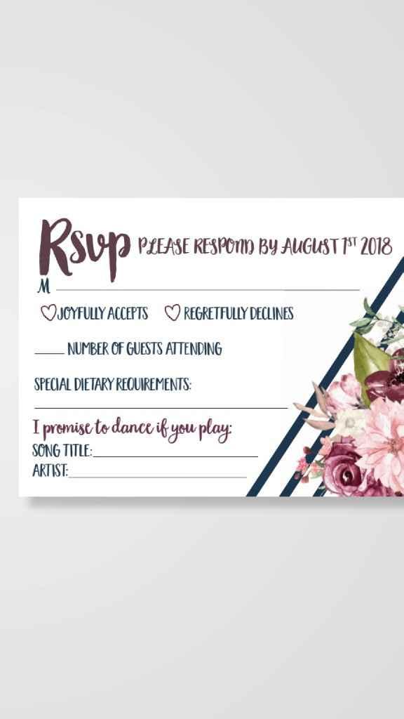 DIY or Buy? - Invitations - 2
