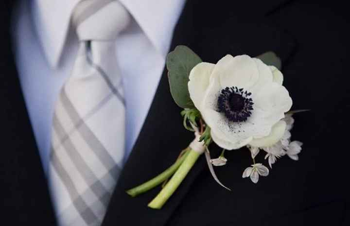 Boutonnieres: Floral or Non-Floral? - 1