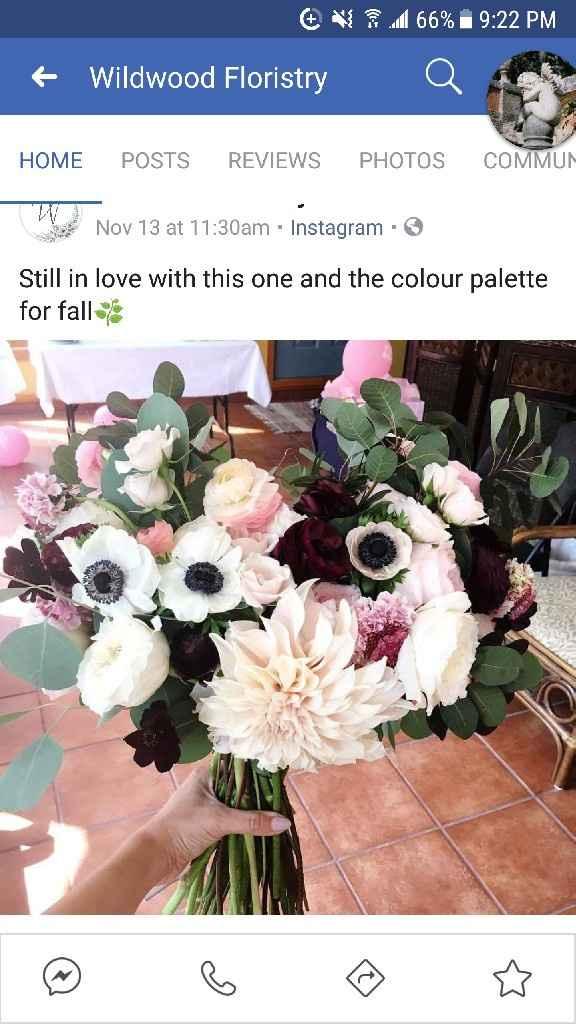 Bouquet: Floral or Non-Floral? - 1