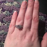 Brides of 2020!  Show us your ring!! - 1
