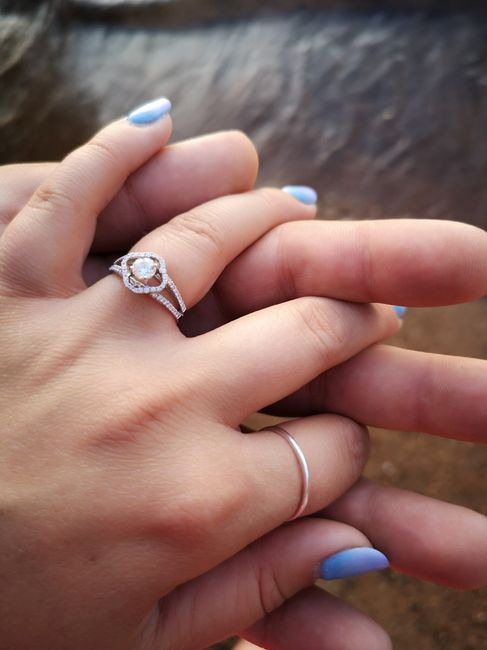 Show off your ring!! 17