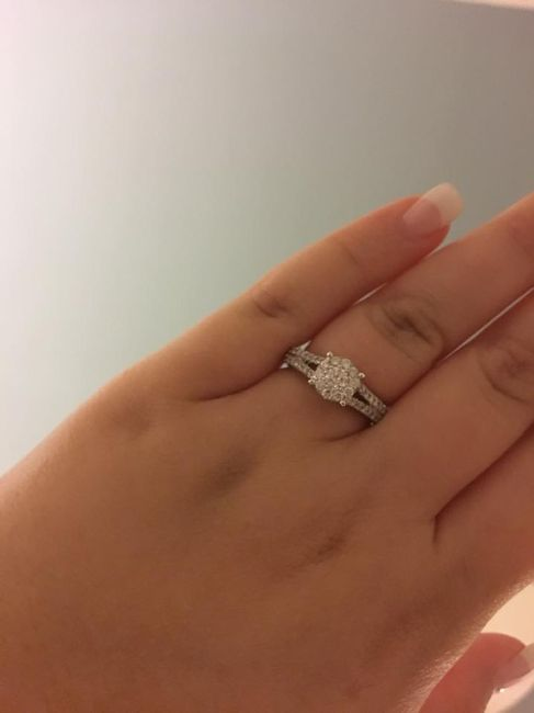 Brides of 2019!  Show us your ring!! 15
