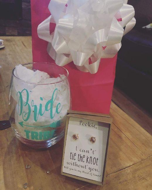 Bridesmaid proposal 5