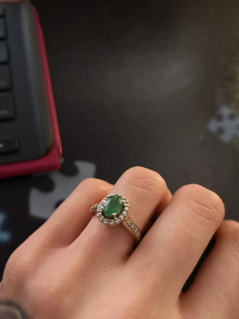 Birthstones and Engagement Rings 1