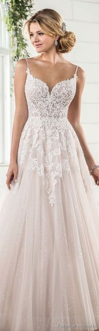 Bridesmaid dress colour with blush gown? - Wedding fashion - Forum ...