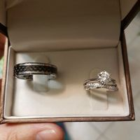 Wedding bands for him - 1