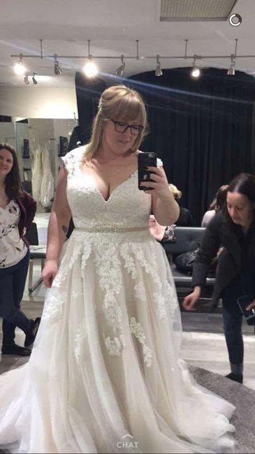 Dress Shopping! - 1