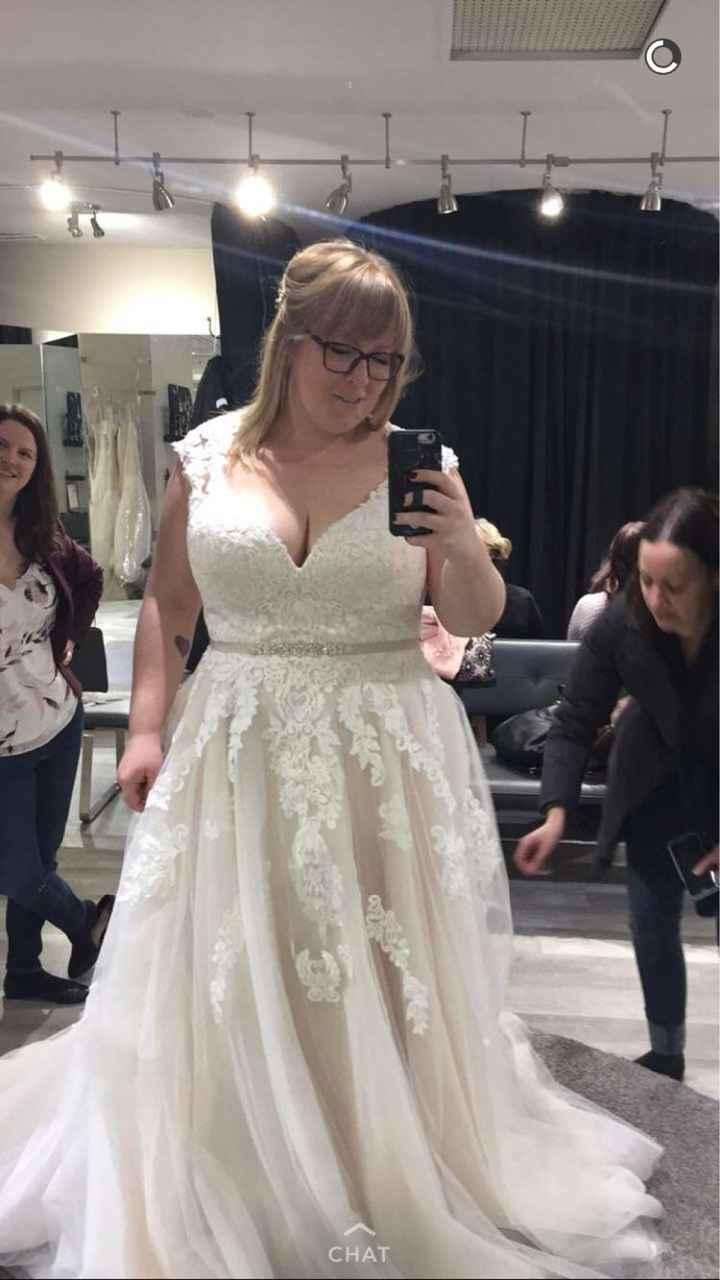Ladies, show me your dresses! - 1