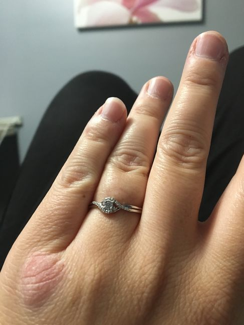 Brides of 2020!  Show us your ring!! 6