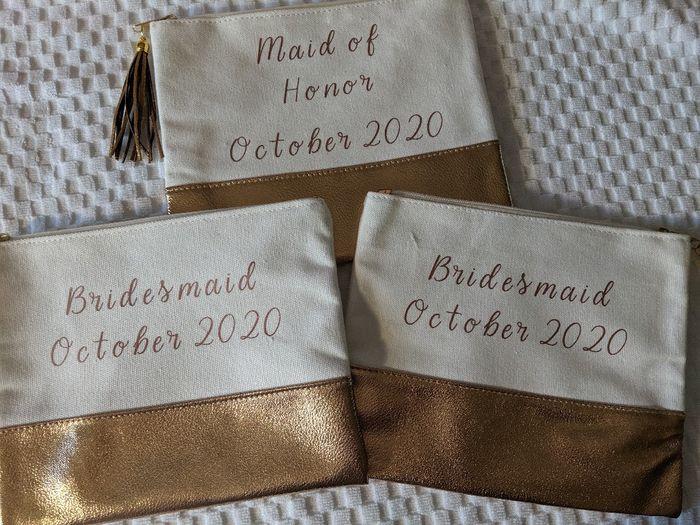 Bridesmaid proposal ideas wanted! 10