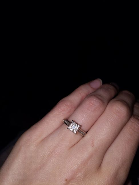 Show me your ring!! 12