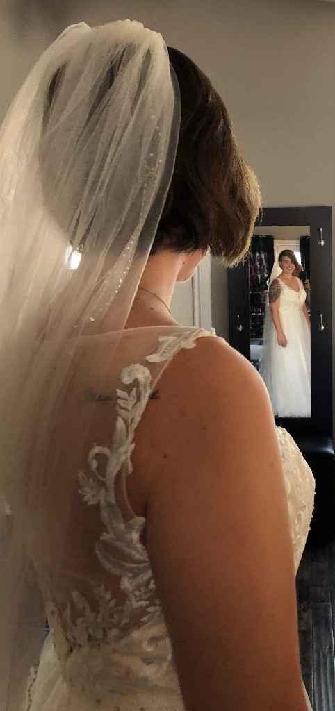 Wedding dress arrived ☺️ - 5