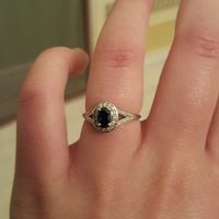 Where did your ring come from? - 1
