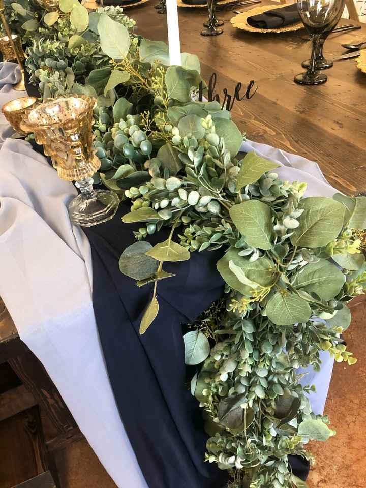 Reception décor and photo inspiration - 4
