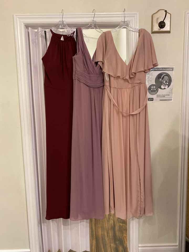 Bridesmaid Dresses - 4