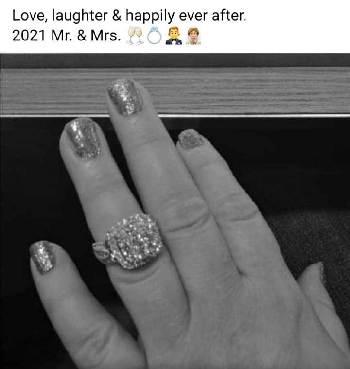 What ring did they choose? - 1