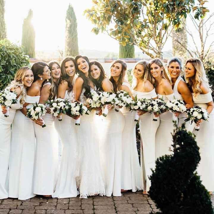 Bridal Party Colours - 3