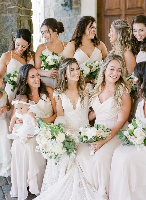 Bridal Party Colours 3