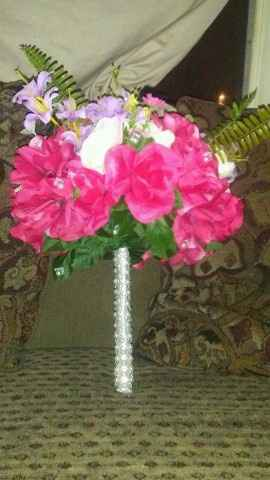 DIY Flowers! Faux or Real? Where did you get them? - 1
