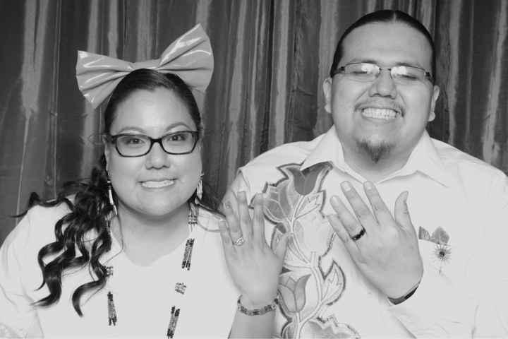 We got married!! - 1