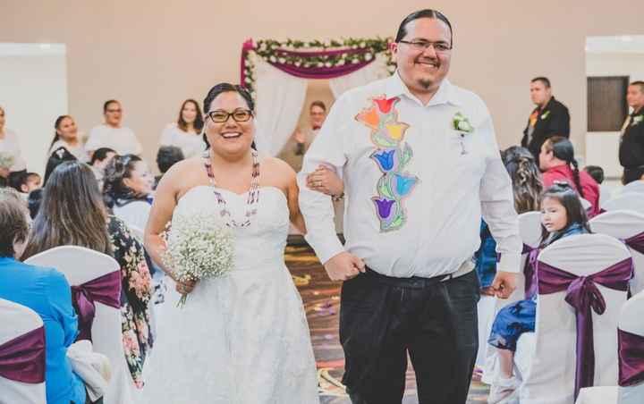 We got married!! - 2