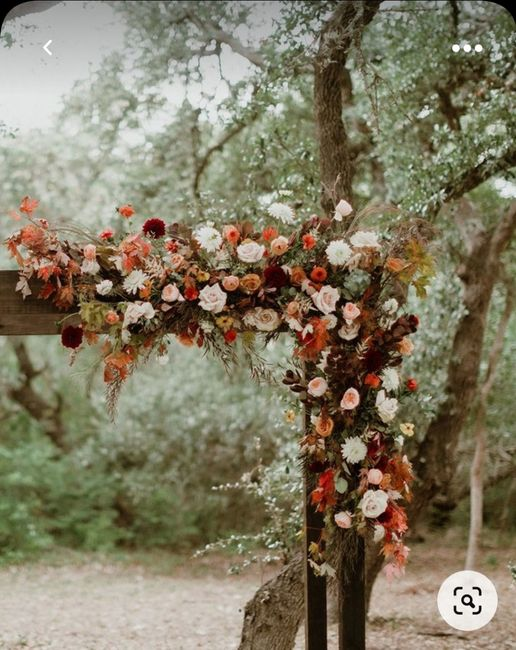 Suit colour for a fall themed wedding? 2