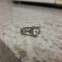 Engagement Rings with Unique features/hidden gems - 2