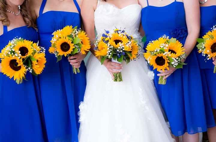 Sunflower Wedding? - 1