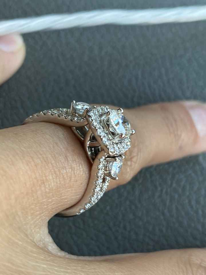 Show off your ring!! 1