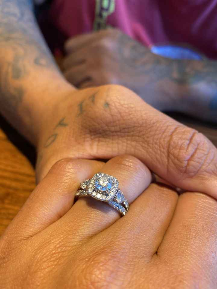 Brides of 2021! Show us your ring!! 2