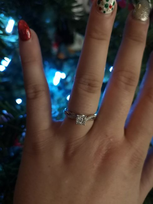 Show off your ring!! 10