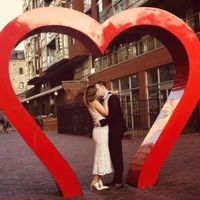 Distillery District - Engagement Party