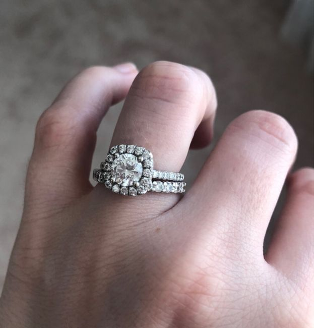 Show off your ring!! 18