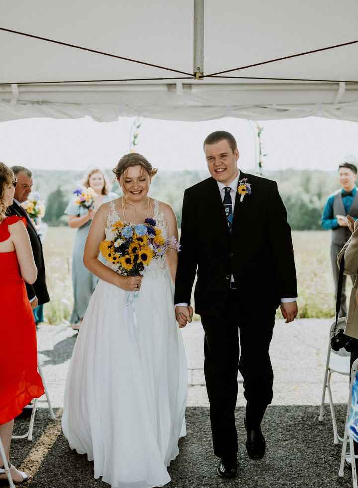 Got Married Friday, August 13th! - 3