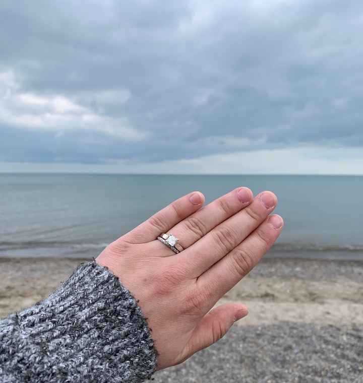 Brides of 2022!!! Show us your rings!!! - 2
