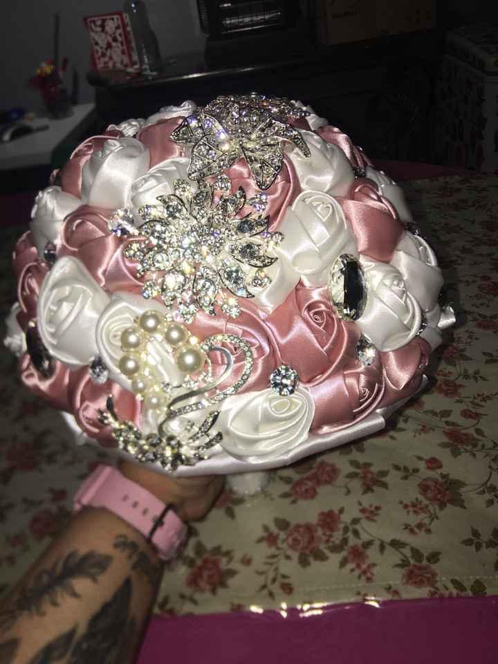 Average bouquet sizes - 1