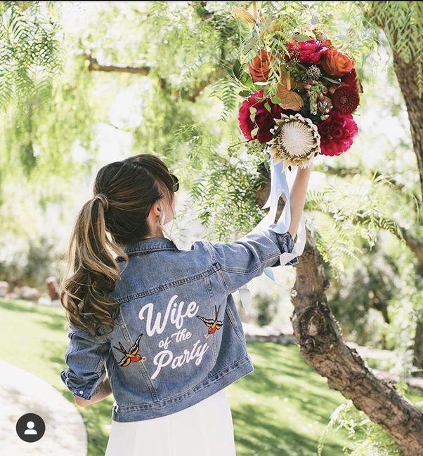 Help me pick my Bride Jacket! 1