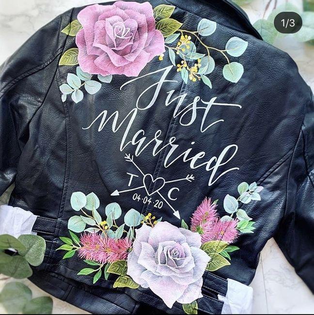 Help me pick my Bride Jacket! 2