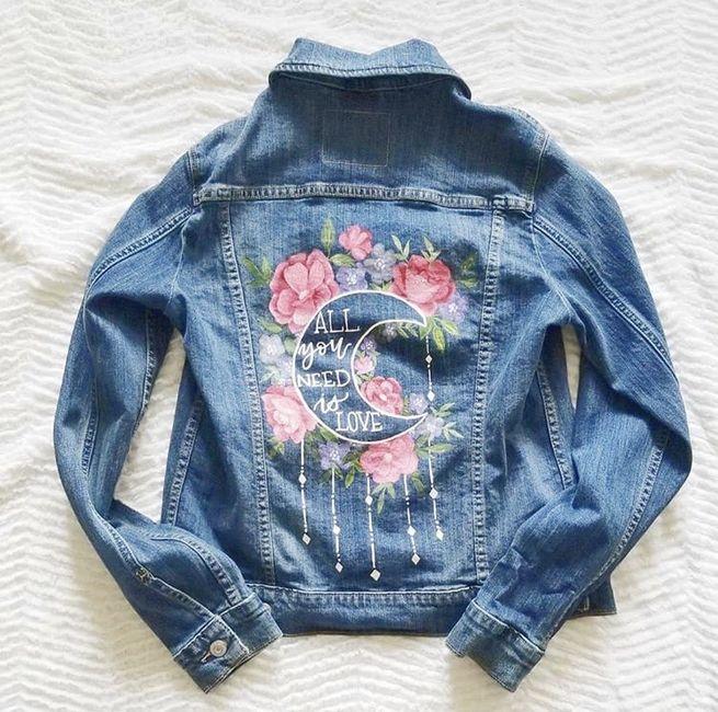 Help me pick my Bride Jacket! 3
