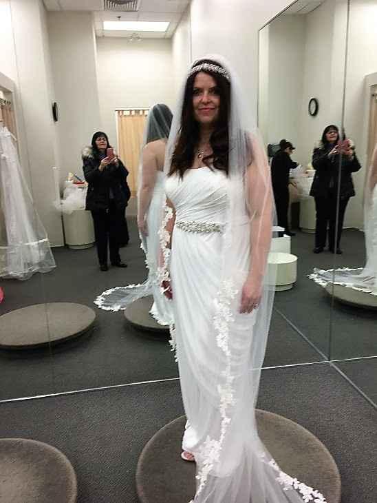 Over 50 brides? - 1