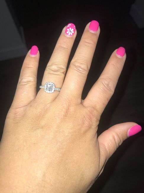 Show off your ring!! 13