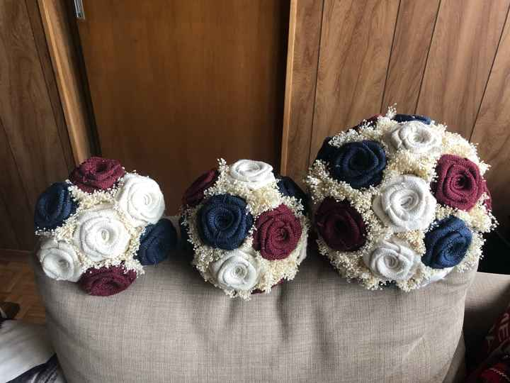 diy Bouquets- where did you get your artificial flowers? - 1